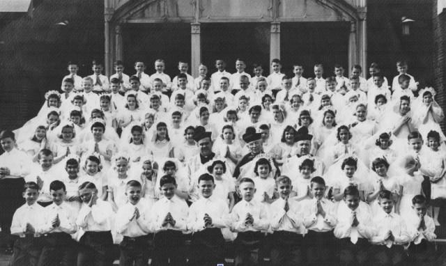 St. John Evangelist 1955
